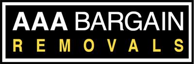 aaa bargain removals logo